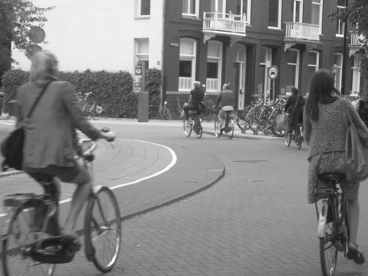 ballade en vélo Amsterdam